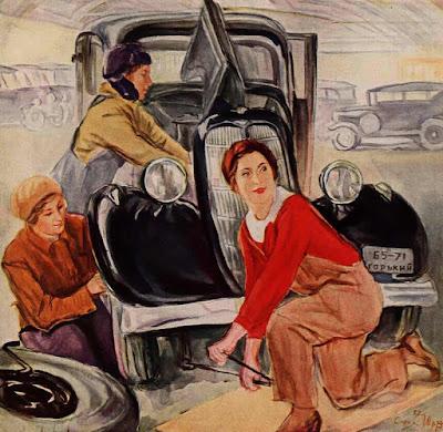 советская мода на мужской стиль