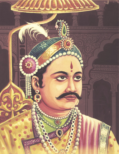 Raja Wodeyar, king of Mysore