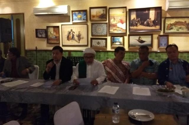 Forum Musyawarah Majelis Bangsa Ingatkan Pemerintah dan KPU akan People Power