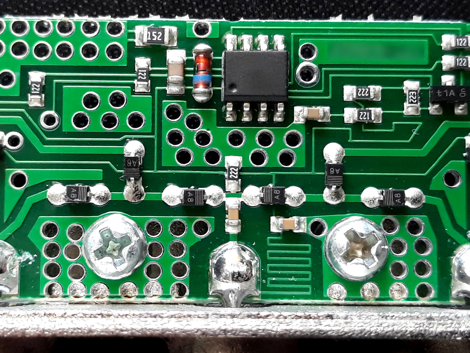Antenna Switch With Pin Diodes One Transistor Mediumpower Fm Transmitter Eeweb Community In A Diseqc