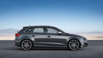 Nέο Audi A3 με νέο υψηλής τεχνολογίας κινητήρα 1.0 TFSI 116PS