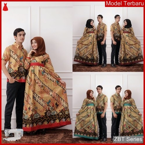 ZBT08709 Kebaya Dress Batik Sarimbit Gamis Jasmin BMGShop
