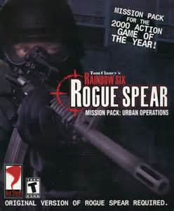 Tom Clancy's Rainbow Six Rogue Spear Urban Operations Free Download