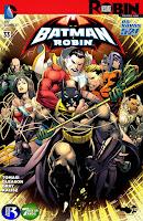 Os Novos 52! Batman e Robin #33