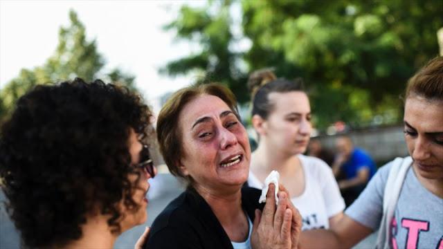 Sube a 41 la cifra de muertos en los atentados en el aeropuerto Ataturk de Estambul