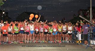 media maraton nocturna ponferrada