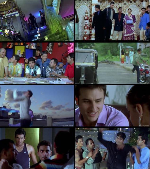 Rehnaa Hai Terre Dil Mein 2001 Hindi 480p HDRip