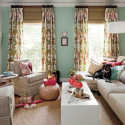 decor me happy by elle uy pattern fabric windows