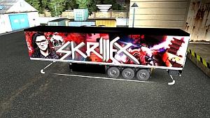 Skrillex trailer