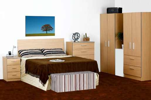 Stylish Wood Bedroom Design Ideas 2014 - modern Bedrooms ...
