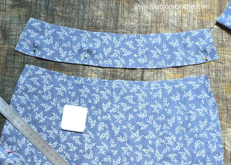 Handbag Lining Material : Peacock tail bag cal lining tutorial lillabjörn s