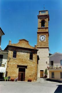 Sogliano - Torre civica chiesa del Suffragio