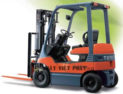 Xe nâng điện Toyota ngồi lái đứng lái và reach truck từ 1.5 tấn -3.0 tấn