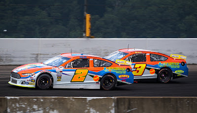 #ARCA Racing Series - #2 Robert Bruce and #3 Willie Mullins