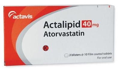 Harga Actalipid tab 30s Terbaru 2017