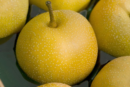 LEE: Asian pear varieties