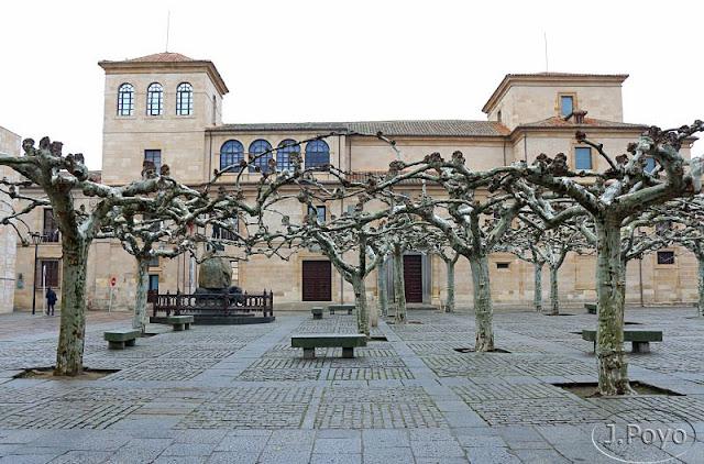 Diputación provincial, Plaza Viriato, Zamora