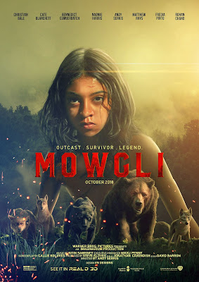 Mowgli: Legend of the Jungle [2018] [DVDR] [NTSC] [Latino]
