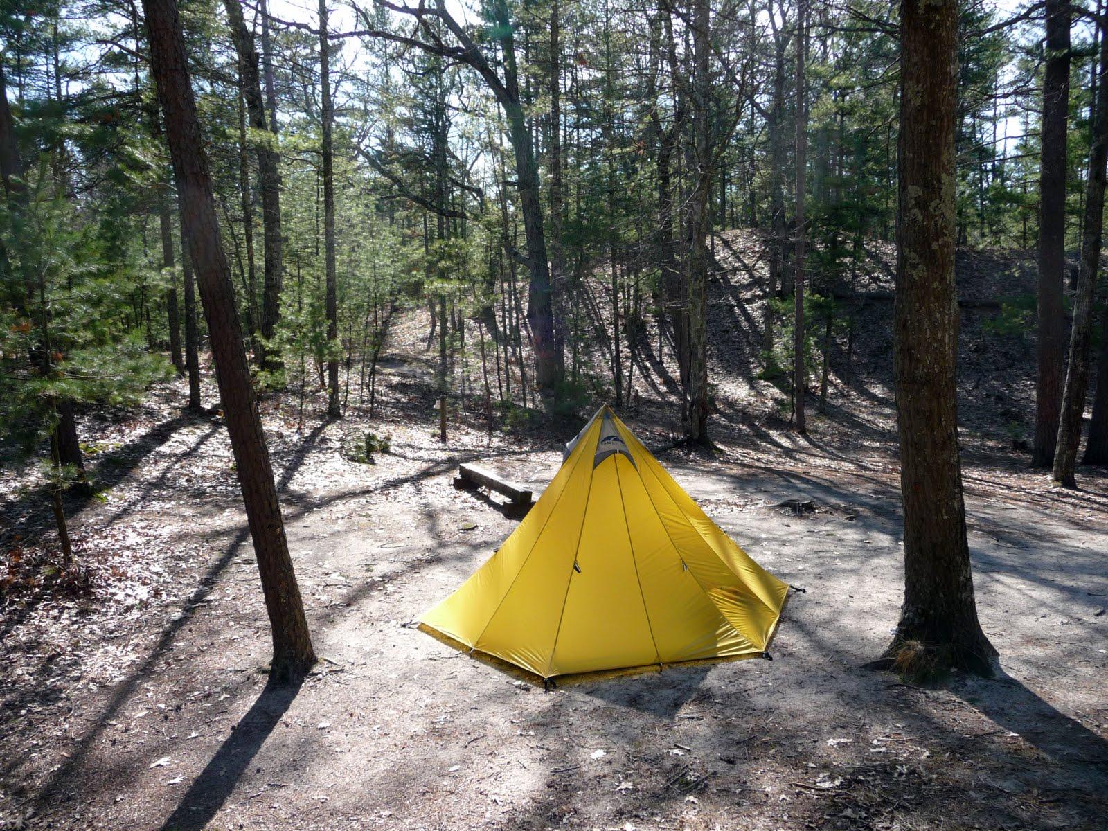 The Laughing Dog: Backpacking Sleeping Bear Dunes