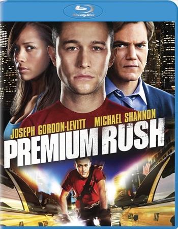 Premium Rush 2012 Dual Audio Hindi Bluray Download