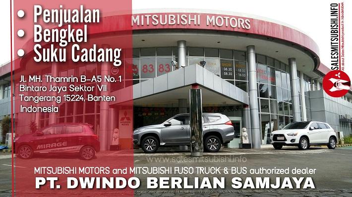 Dealer Mitsubishi Tangerang Selatan