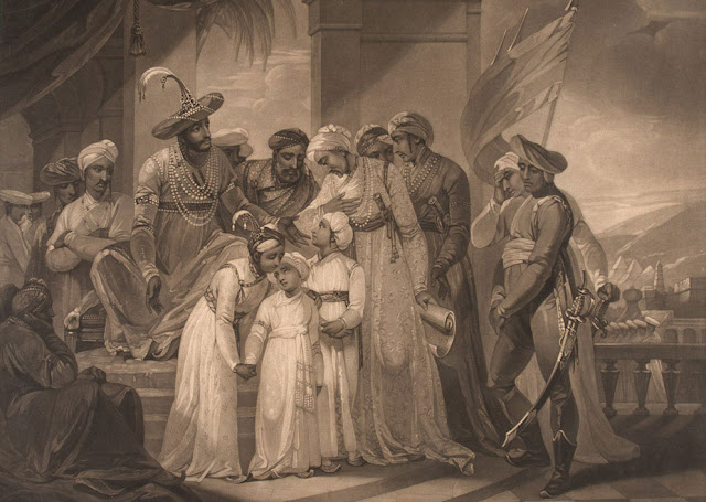 tipu-sultan-delivering-to-ghulam-ali-his-two-sons
