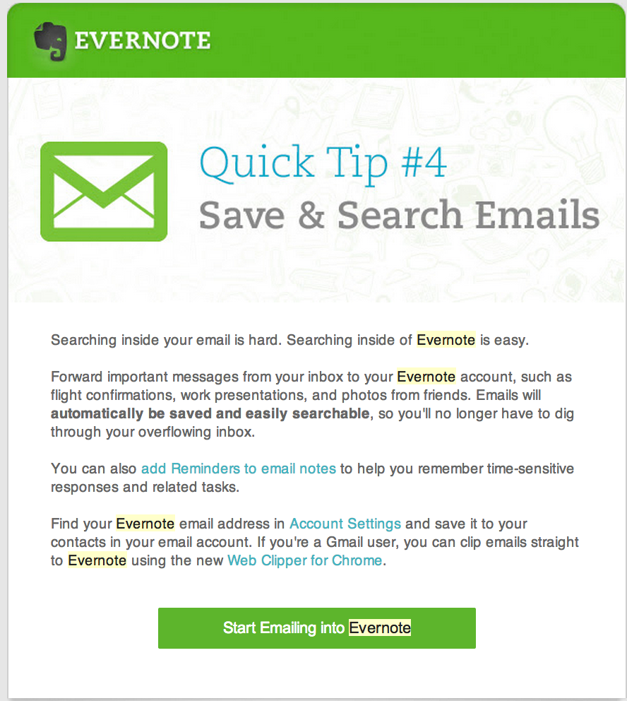 5 Quick Tips Teachers Should Know about Evernote