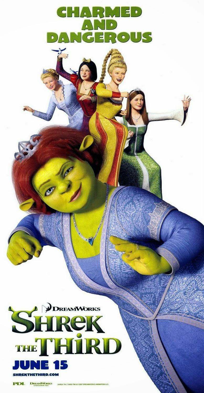 Shrek the Third animatedfilmreviews.filminspector.com