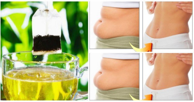 Tea for Weightless: 8 cm in Your Waist Size in Only 7 Days