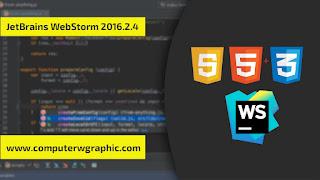 JetBrains WebStorm 2016.2.4 Crack