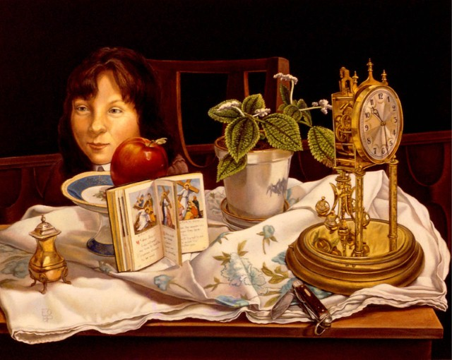 Канадский художник. Edmund Prior 7