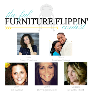 The Fab Furniture Flippin Contest Trademarked Hosts and Team
