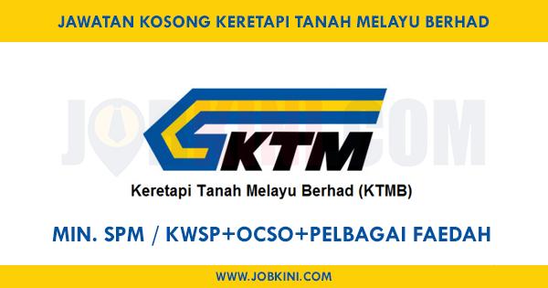 Keretapi Tanah Melayu Berhad