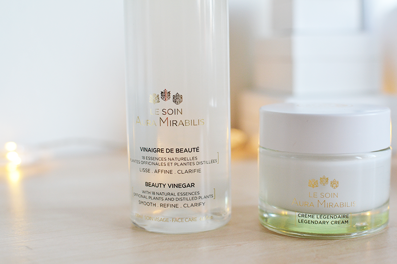Rogert and Gallet Le Soin Aura Mirabilis Review Beauty Vinegar Legendary Cream | Colours and Carousels - Scottish Lifestyle, Beauty and Fashion blog