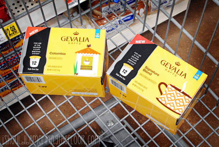 Gevalia Single Serve Coffee Now Available #CupOfKaffe #cbias