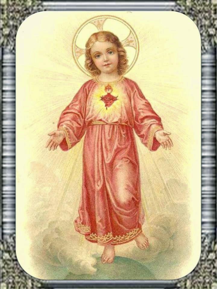 Oraciones Milagrosas Y Poderosas Divino Niño Jesus Oracion Para