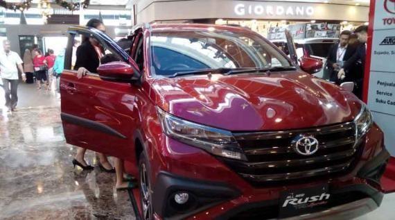 Beberapa Kelebihan yang dimiliki Toyota Rush