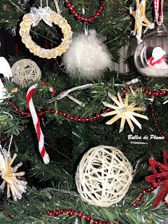 DIY Boules de Noël - fils de laine