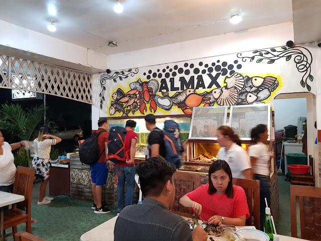Almax Seafood Restaurant Roxas City