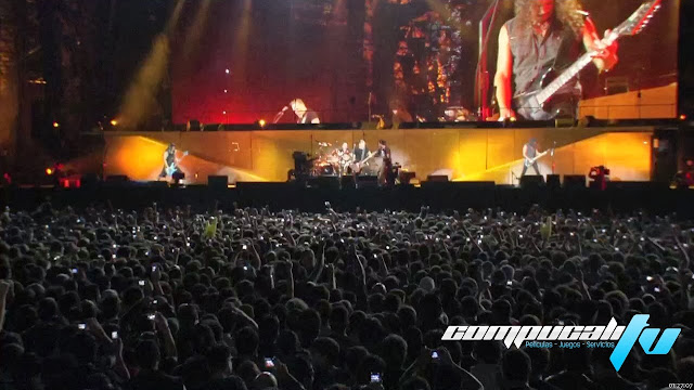 Metallica Orgullo Pasión y Gloria HD 720p Subtitulado