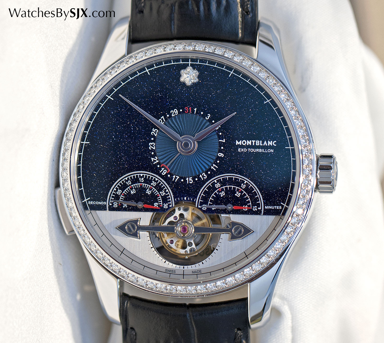 Montblanc Heritage Vasco Da Gama Watches By Sjx Montblanc Adds Sparkle To Its Entry Level