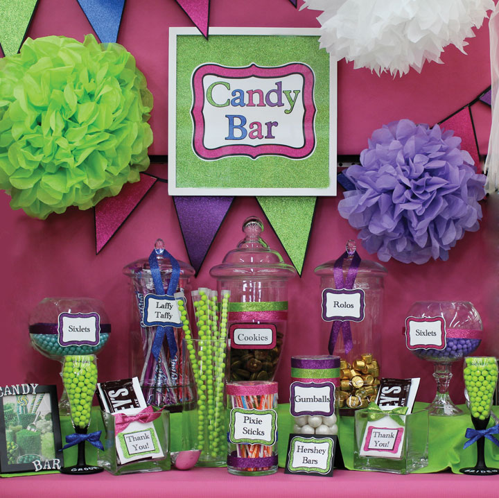 Crafts Direct Blog Project Ideas Candy Bar