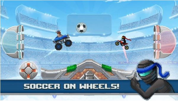 Drive Ahead! Sports v1.3.2 Apk Mod (Unlimited Money)