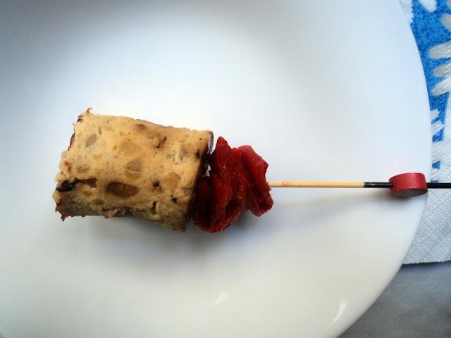 Tortilla de patatas y jamón serrano receta casera