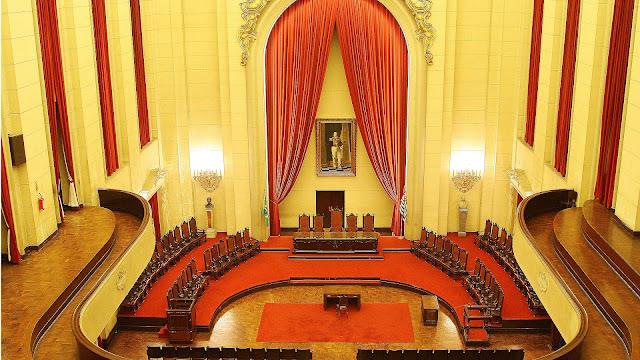 Auditório da Faculdade de Direito da Universidade de São Paulo (FD – USP)
