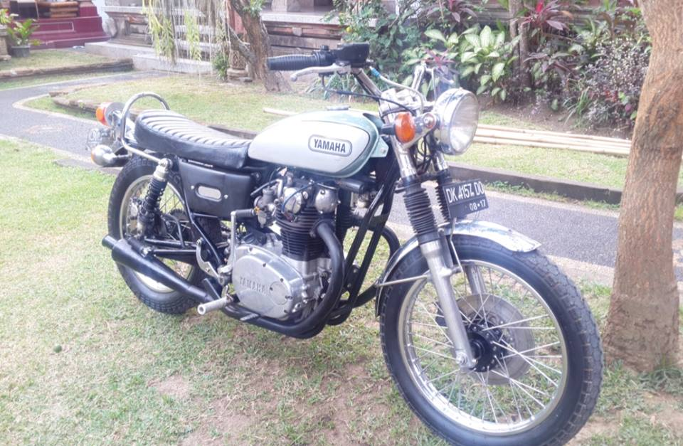 XS650 Yamaha Dijual Lokasi Denpasar - BALI - LAPAK MOBIL
