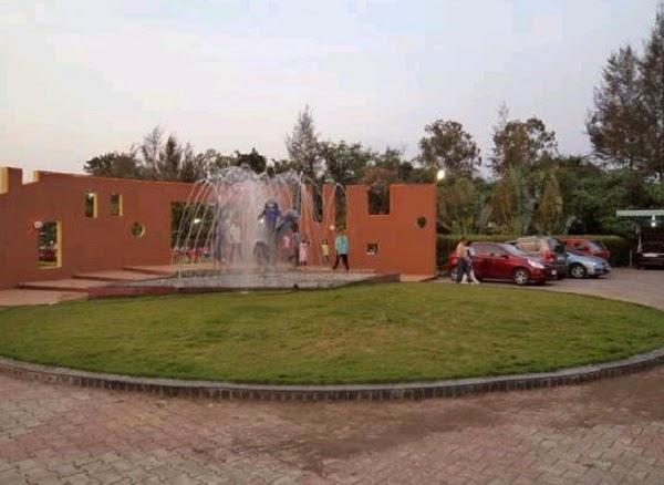 Aquarius resort khadakwasala pune