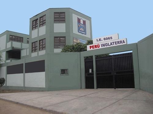 CEBA 6065 PERU INGLATERRA - Villa El Salvador