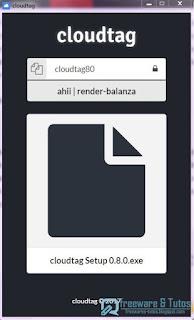 Cloudtag : le partage de fichiers sans limites