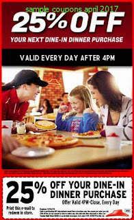 Pizza Hut coupons for april 2017